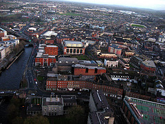 Limerick from a kite